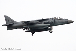 Chofu Spotter Ariaさんが、厚木飛行場で撮影したアメリカ海兵隊 AV-8B Harrier IIの航空フォト(飛行機 写真・画像)