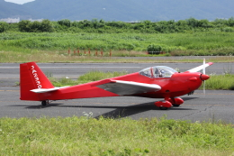 よっしぃさんが、岡南飛行場で撮影した日本個人所有 SF-25C Falkeの航空フォト(飛行機 写真・画像)