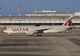 航空フォト:A7-BFH カタール航空カーゴ 777-200