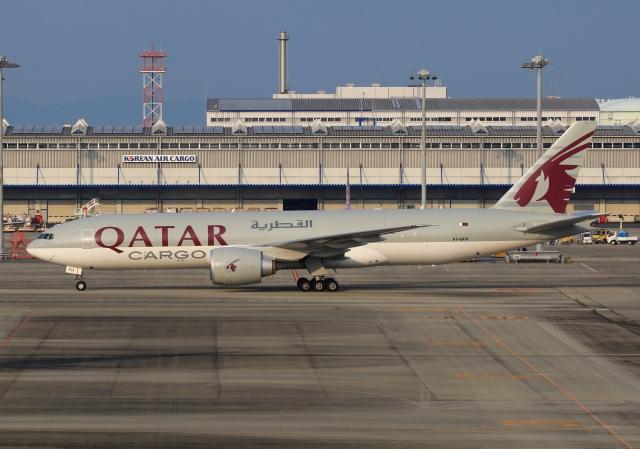2021年06月24日に撮影されたカタール航空カーゴの航空機写真