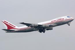 Hariboさんが、成田国際空港で撮影したエア・インディア 747-237Bの航空フォト(飛行機 写真・画像)
