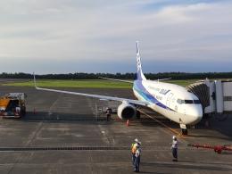 Ken_heartさんが、鳥取空港で撮影した全日空 737-781の航空フォト(飛行機 写真・画像)