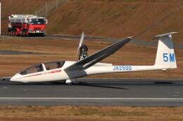 デデゴンさんが、石見空港で撮影した日本法人所有 DG-500Mの航空フォト(飛行機 写真・画像)