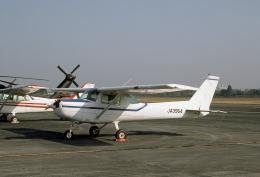 JAパイロットさんが、立川飛行場で撮影した日本個人所有 152の航空フォト(飛行機 写真・画像)
