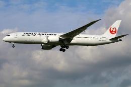 Tomo_mczさんが、成田国際空港で撮影した日本航空 787-9の航空フォト(飛行機 写真・画像)