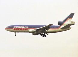 エルさんが、成田国際空港で撮影したフェデックス・エクスプレス DC-10-30Fの航空フォト(飛行機 写真・画像)