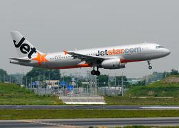goldengoldsさんが、成田国際空港で撮影したジェットスター A320-232の航空フォト(飛行機 写真・画像)
