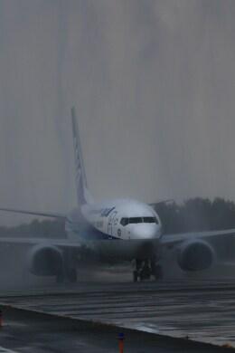 kazutoさんが、鳥取空港で撮影した全日空 737-781の航空フォト(飛行機 写真・画像)