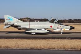 シン・マリオ先輩さんが、茨城空港で撮影した航空自衛隊 F-4EJ Phantom IIの航空フォト(飛行機 写真・画像)