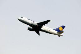 航空フォト:D-AIBA ルフトハンザドイツ航空 A319