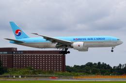航空フォト:HL8285 大韓航空 777-200