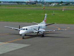 Smyth Newmanさんが、札幌飛行場で撮影した北海道エアシステム 340B/Plusの航空フォト(飛行機 写真・画像)