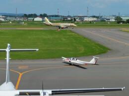 Smyth Newmanさんが、札幌飛行場で撮影した日本個人所有 G109Bの航空フォト(飛行機 写真・画像)