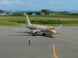 Smyth Newmanさんが、札幌飛行場で撮影したフジドリームエアラインズ ERJ-170-200 (ERJ-175STD)の航空フォト(飛行機 写真・画像)