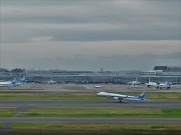 Smyth Newmanさんが、羽田空港で撮影した全日空 A321-272Nの航空フォト(飛行機 写真・画像)