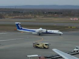 Smyth Newmanさんが、新千歳空港で撮影したANAウイングス DHC-8-402Q Dash 8の航空フォト(飛行機 写真・画像)