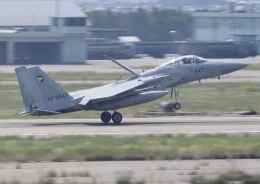 Y.Moritaさんが、小松空港で撮影した航空自衛隊 F-15J Eagleの航空フォト(飛行機 写真・画像)
