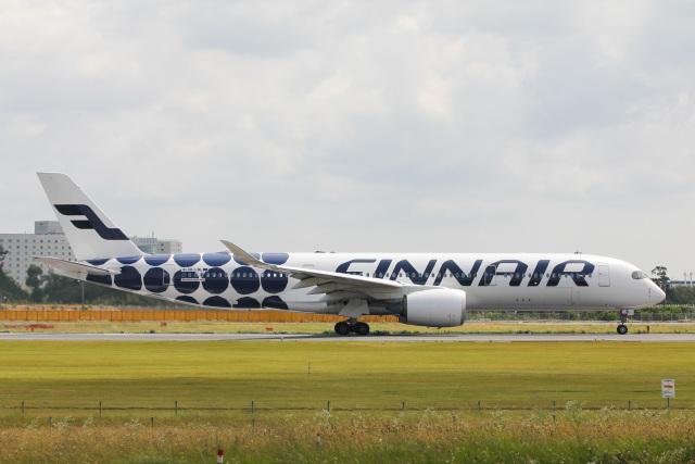 航空フォト:OH-LWL フィンエアー A350-900