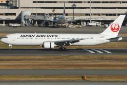 jun☆さんが、羽田空港で撮影した日本航空 767-346の航空フォト(飛行機 写真・画像)
