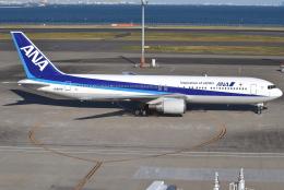 jun☆さんが、羽田空港で撮影した全日空 767-381の航空フォト(飛行機 写真・画像)