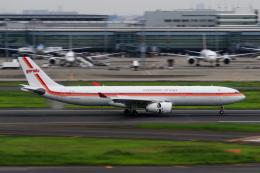 スカイチームKMJももこさんさんが、羽田空港で撮影したガルーダ・インドネシア航空 A330-343Xの航空フォト(飛行機 写真・画像)