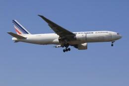 メンチカツさんが、成田国際空港で撮影したエールフランス航空 777-F28の航空フォト(飛行機 写真・画像)