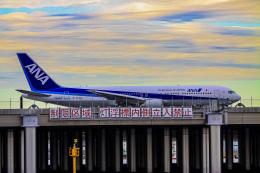 rokko2000さんが、羽田空港で撮影した全日空 767-381/ERの航空フォト(飛行機 写真・画像)