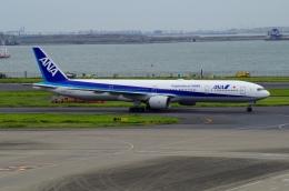 tasho0525さんが、羽田空港で撮影した全日空 777-381の航空フォト(飛行機 写真・画像)