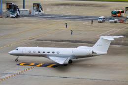 rokko2000さんが、羽田空港で撮影したPrivate G500/G550 (G-V)の航空フォト(飛行機 写真・画像)