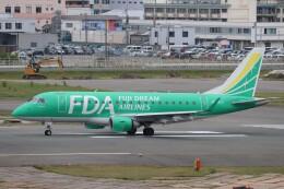 Yuseiさんが、福岡空港で撮影したフジドリームエアラインズ ERJ-170-100 SU (ERJ-170SU)の航空フォト(飛行機 写真・画像)