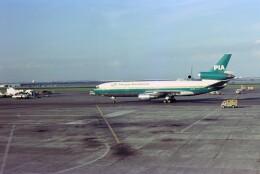 KOMAKIYAMAさんが、羽田空港で撮影したパキスタン国際航空 DC-10-30の航空フォト(飛行機 写真・画像)