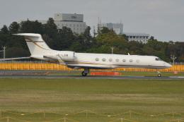 Deepさんが、成田国際空港で撮影したメトロジェット G-V-SP Gulfstream G550の航空フォト(飛行機 写真・画像)