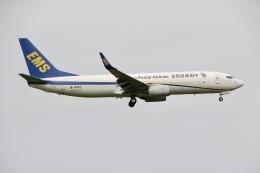 NIKEさんが、成田国際空港で撮影した中国郵政航空 737-81Q(BCF)の航空フォト(飛行機 写真・画像)