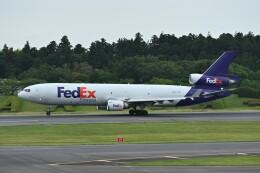 nobu2000さんが、成田国際空港で撮影したフェデックス・エクスプレス MD-11Fの航空フォト(飛行機 写真・画像)
