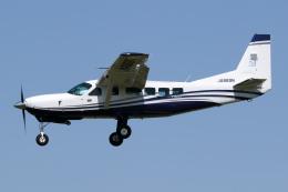 Echo-Kiloさんが、札幌飛行場で撮影した共立航空撮影 208 Caravan Iの航空フォト(飛行機 写真・画像)