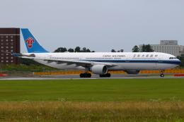 こだしさんが、成田国際空港で撮影した中国南方航空 A330-323Xの航空フォト(飛行機 写真・画像)