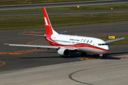 採れたてほしいもさんが、中部国際空港で撮影した上海航空 737-8Q8の航空フォト(飛行機 写真・画像)
