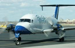 TA27さんが、グラントカウンティ国際空港で撮影したBig Sky Airlines 1900Dの航空フォト(飛行機 写真・画像)