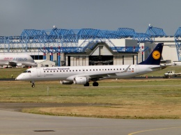 TA27さんが、トゥールーズ・ブラニャック空港で撮影したルフトハンザ・シティライン ERJ-190-200 LR (ERJ-195LR)の航空フォト(飛行機 写真・画像)
