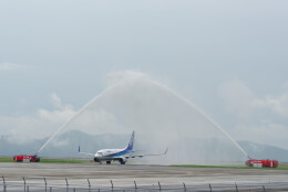 COLT VerRさんが、岡山空港で撮影した全日空 737-781の航空フォト(飛行機 写真・画像)