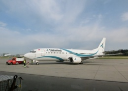 航空フォト:TC-TLD テイルウィンド・エアラインズ 737-400