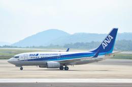 Jyunpei Ohyamaさんが、岡山空港で撮影した全日空 737-781の航空フォト(飛行機 写真・画像)