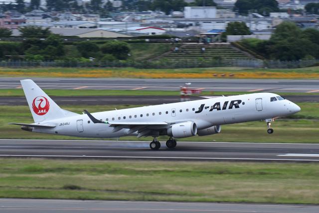 航空フォト:JA248J ジェイエア
