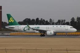 磐城さんが、成田国際空港で撮影した春秋航空 A320-251Nの航空フォト(飛行機 写真・画像)