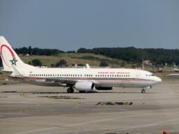 TA27さんが、トゥールーズ・ブラニャック空港で撮影したロイヤル・エア・モロッコ 737-85Pの航空フォト(飛行機 写真・画像)