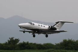 しょうせいさんが、岡南飛行場で撮影した岡山航空 510 Citation Mustangの航空フォト(飛行機 写真・画像)