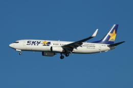すど。けん。さんが、羽田空港で撮影したスカイマーク 737-86Nの航空フォト(飛行機 写真・画像)