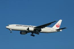すど。けん。さんが、羽田空港で撮影した日本航空 777-289の航空フォト(飛行機 写真・画像)