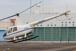 walker2000さんが、東京ヘリポートで撮影したディーエイチシー R44 Raven IIの航空フォト(飛行機 写真・画像)