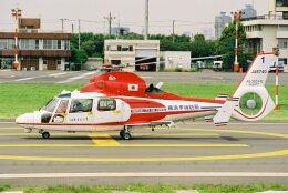 航空フォト:JA6740 横浜市消防航空隊 SA365/AS365/565 Dauphin 2